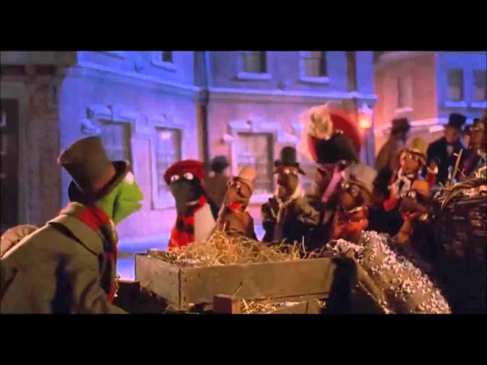 One More Sleep Til Christmas Muppets Christmas Carol Youtube
