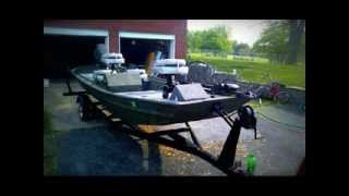 16ft Jon Boat Conversion