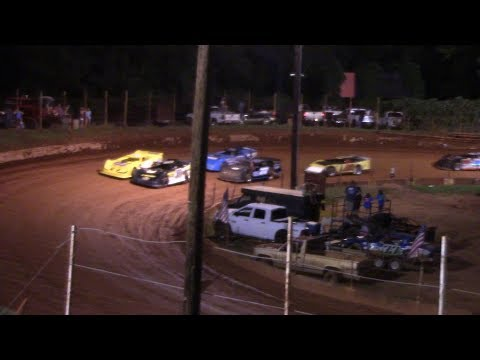Winder Barrow Speedway Limited Late Model Feature Race 8/24/19