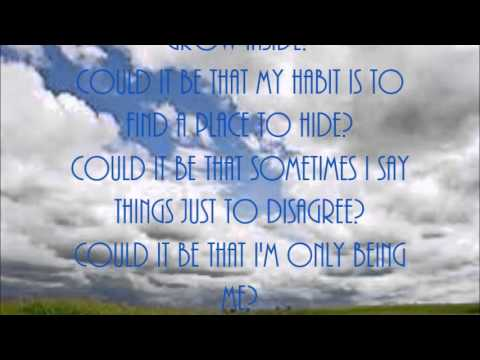 Could it Be - Staind (lyrics)