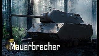 Mauerbrecher 158(G) - Nazistowski gigant