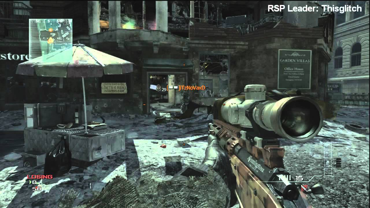 Mw3 Glitches Tricks Part 2 Baakara Mission Resistance