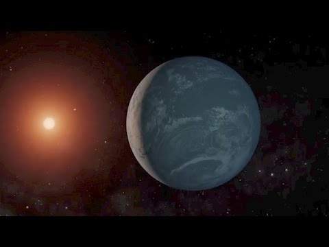 How scientists tracked down seven Earth-sized worlds 40 light-years away