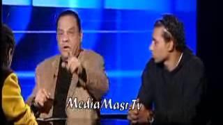 حلمى بكر واوكا واورتيجا وشعبان عبدالرحيم مع طونى خليفة