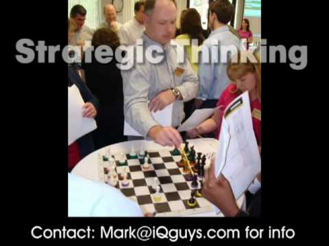 Strategic Thinking  Business Training Simulation
