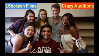 When foreigners gave hilarious auditions - | Lalit Shokeen Comedy |