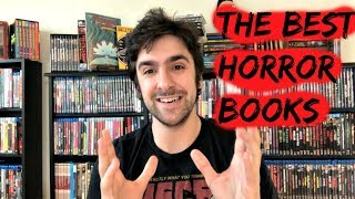 Getting Started with Horror Fiction: 5 Scary Books You Have to Read