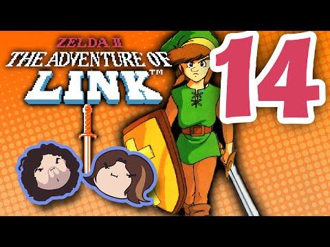 Zelda II: The Adventure of Link: Not My Crotch! - PART 14 - Game Grumps