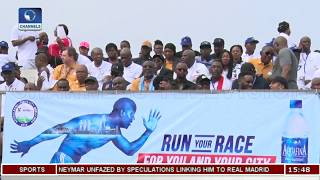 2018 Edition Of Lagos City Marathon | Dateline Lagos |