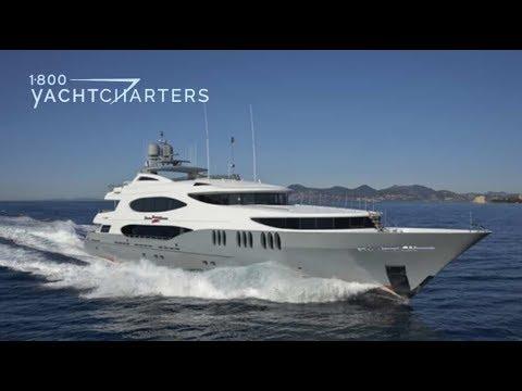 Luxury Yacht ZOOM ZOOM ZOOM by 1800yachtcharters