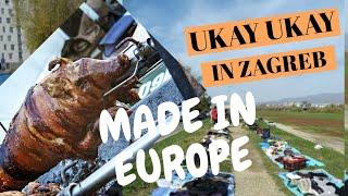 UKAY UKAY IN ZAGREB CROATIA EUROPE || Mura lang dito👌😲