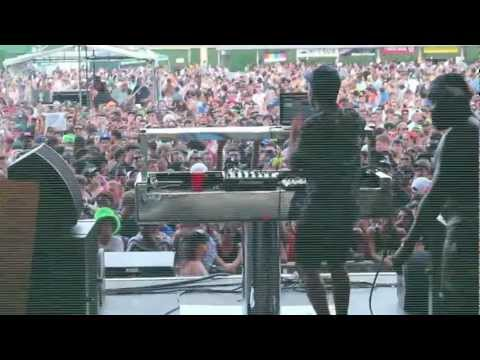 Lunice Live at Mad Decent Block Party NYC 2012.mov