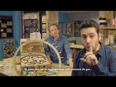Le marché du Gaz Naturel en France - C'est pas compliqué si c'est bien expliqué