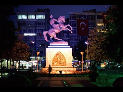 Samsun City, Turkey