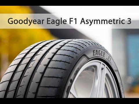 Goodyear Eagle F1 Asymmetric 3 - Introduction