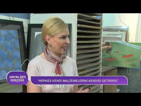 Ebru Sanatıyla Nasıl Tanıştı? |Yılmaz Eneş