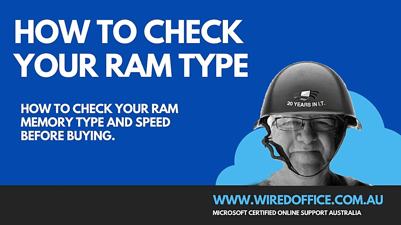 How to check your ram type in windows youtube how to check your ram type in windows 1betcityfo Image collections