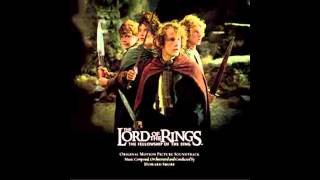 The Lord Of The Rings - 15 The Great River - The Fellowship Of The Ring Soundtrack