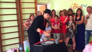 Шоу Мыльных Пузырей в детском саду №85(, 2014-07-19T18:19:17.000Z)