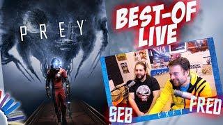 BEST-OF - Soirée Live sur PREY !