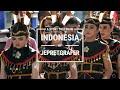 dayak pedalaman traditional dance, south kalimantan borneo - sanggar seni nuansa, banjarmasin