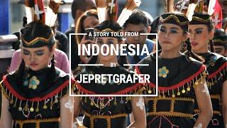 Tari Tradisional Dayak Pedalaman - Sanggar Seni Nuansa, Banjarmasin, Kalimantan Selatan