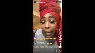 Khia On Why She Quit Working with Ts Madison on The Queen's Court Mo'Nique Drama Feb 13, 2018