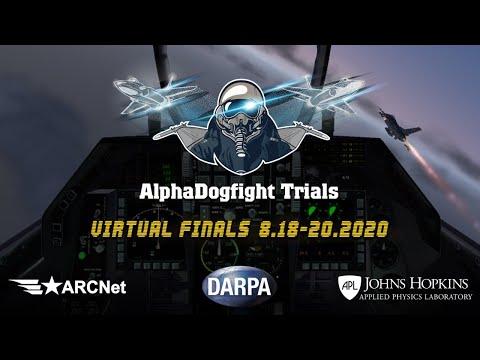 AlphaDogfight Trials Final Event