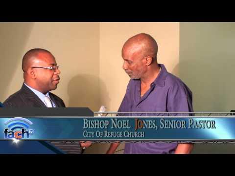 42nd C.O.G.I.C. Holy Convocation: Bishop Rufus Kyles Jr., Bishop Noel Jones