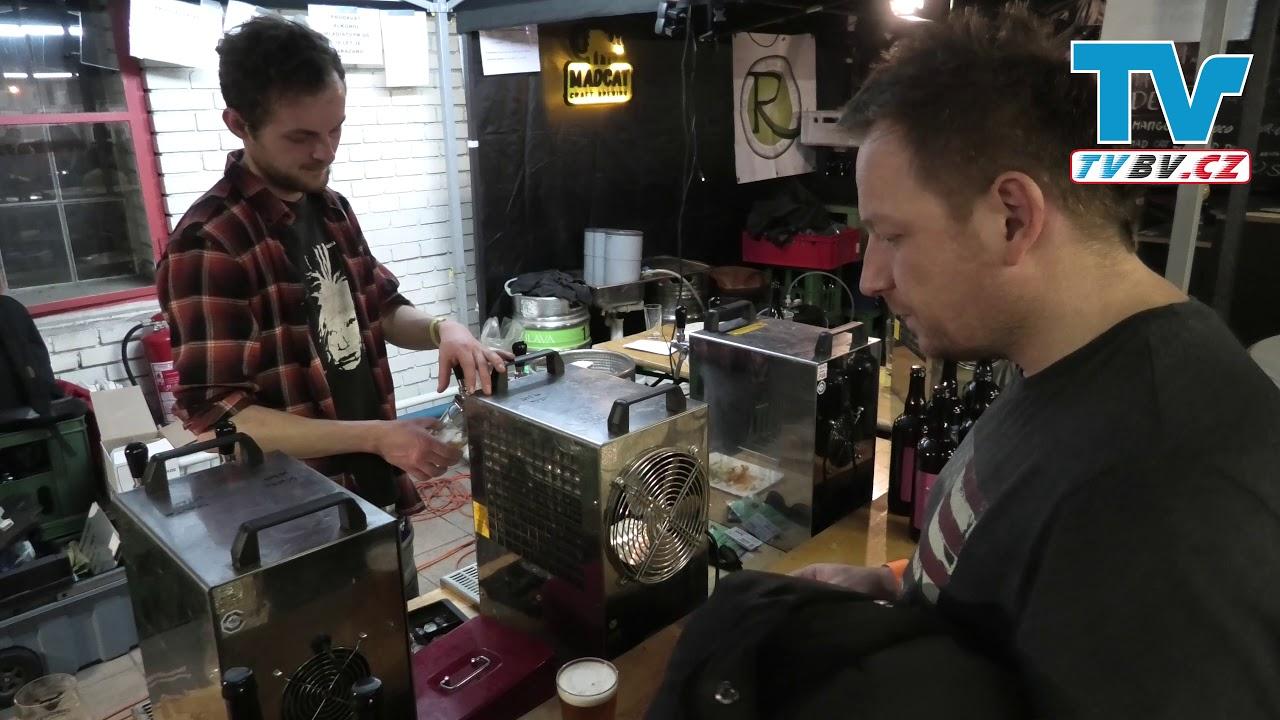 Břeclavský Pivní košt 2019 - Breclav craft beer tasting