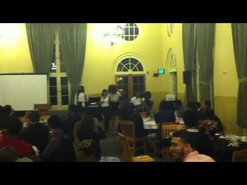 Black Men's Appreciation Event Stanford University