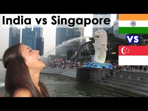 comparative study on singapore vs indian Doing business - singapore vs india as one of the fastest-growing economies in the world with its recent economic reforms, india.