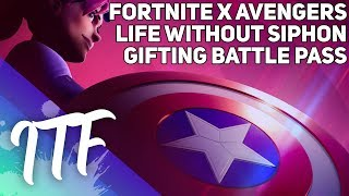 Fortnite Avengers, Gifting Season 9 Battle Pass, 1 Month Without Siphon (Fortnite Battle Royale)
