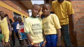 Team AfroKASA: Kigali Afrohouse Warriors
