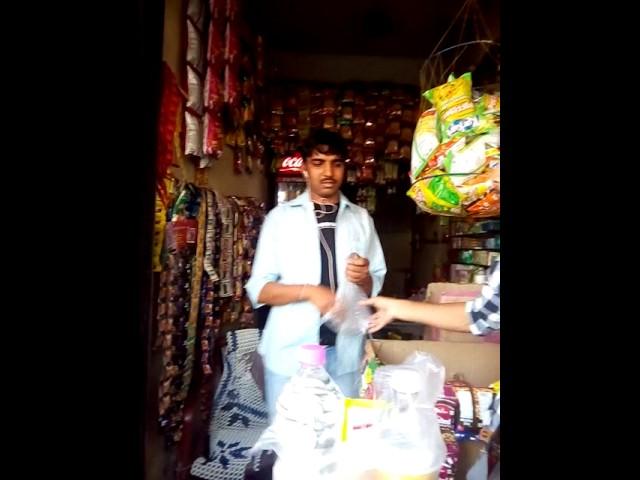 Shopkeeper charging more than MRP in Gurugram