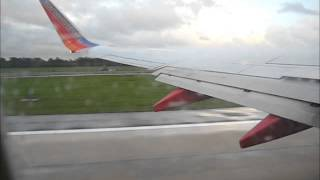 Take-Off From MSY: Southwest Airlines Flight 587