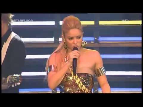 Shakira - Hip's Don't Lie _  New Live Program | FIFA Promotion Album | 2018 Released