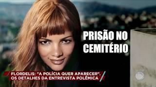 """""""A polícia queria aparecer"""", afirma Flordelis sobre prisão de seu filho"""