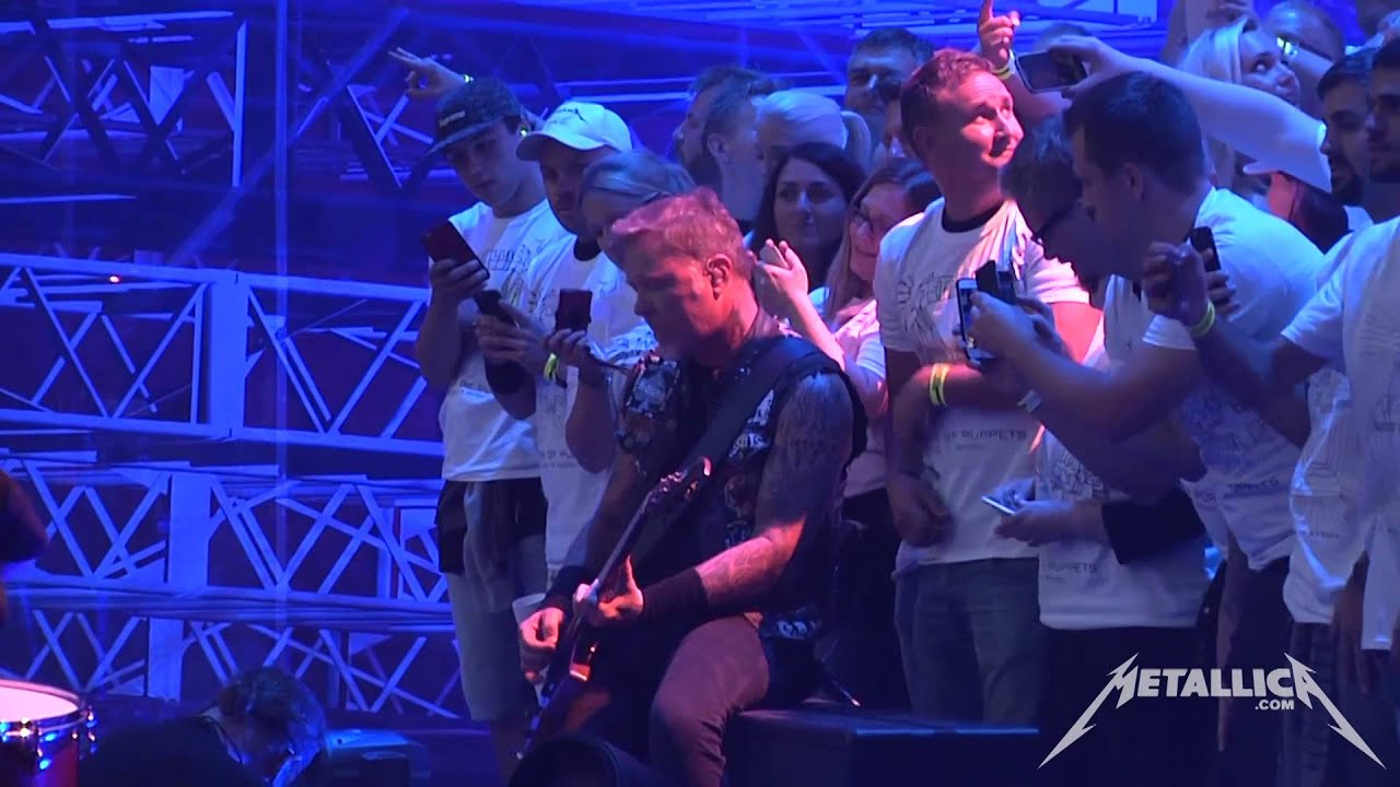 Metallica: The Day That Never Comes (MetOnTour — Bergen, Norway — 2015)