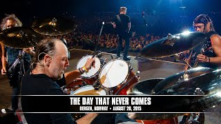 Metallica: The Day That Never Comes (MetOnTour - Bergen, Norway - 2015)