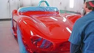 Auto Refinishing Tech Tips: How To Paint The Backside Of A Hood