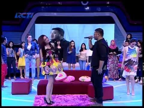 Mulan Jameela feat Mike Mohede - dahSyat 14 Agustus 2014
