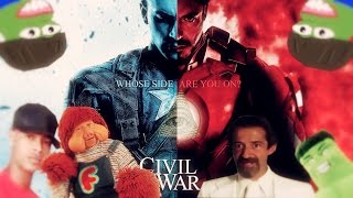 video wtf da semana guerra civil