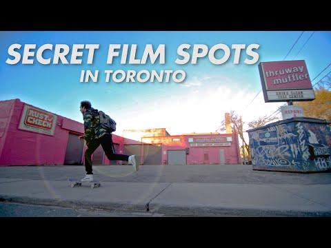 Hidden Filming Spots in Toronto (NO PERMITS)