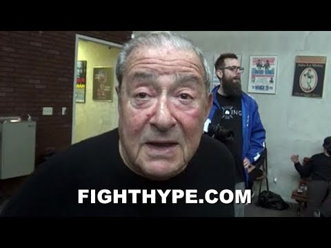 BOB ARUM REACTS TO CANELO SIGNING WITH DAZN; KEEPS IT REAL ON STREAMING AND THE STATE OF BOXING