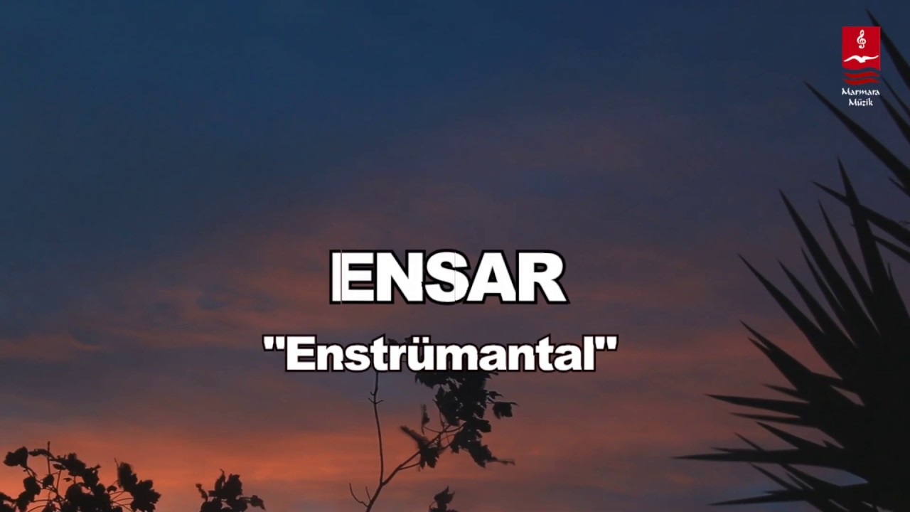 "DURSUN ALİ ERZİNCANLI ""ENSAR""  ENSTRÜMANTAL"