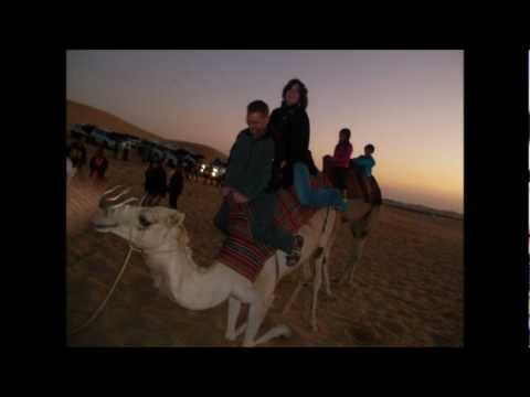 Travelling around the Emirates