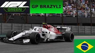 F1 2018 IRL Split Green #2 Brazylia(zepsute nagranie)