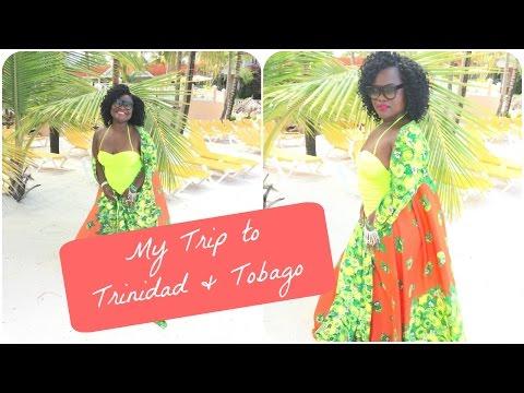 My Trip to Trinidad & Tobago | MsChurchDress