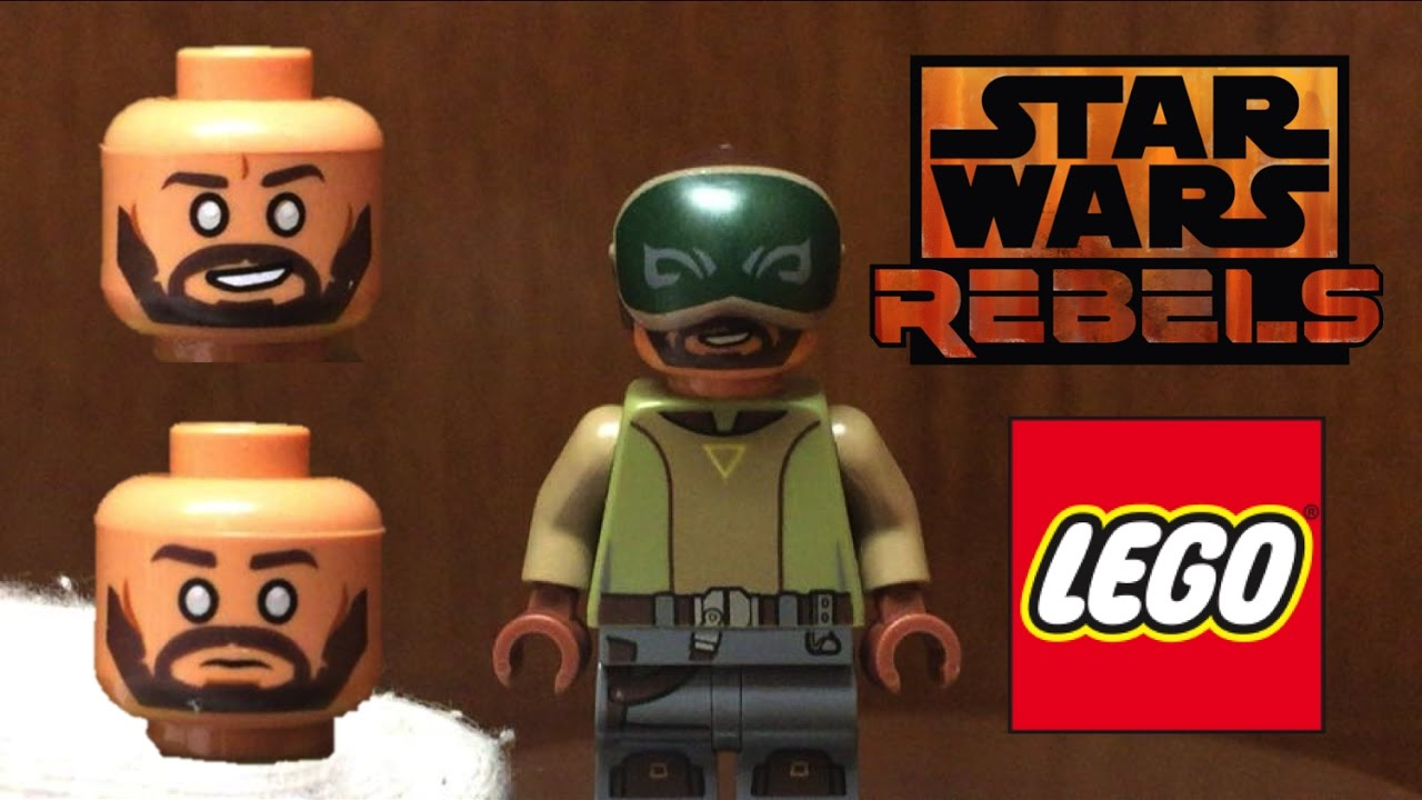 Lego BLIND KANAN Minifigure Star Wars Rebels from The ...